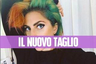 Lady Gaga cambia look: nuovo taglio e capelli arcobaleno