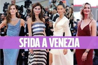 Bianca Balti, Isabeli Fontana e le altre top: sfida di stile sul red carpet inaugurale