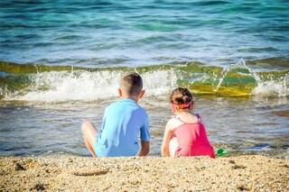 Perchè il mare rende nervosi i bambini?
