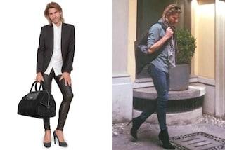 Da 24 anni sui tacchi a spillo: Laurentin Cosmos, lo stilista che usa le scarpe da donna