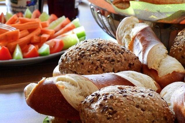 che pane dovrei mangiare per perdere peso?