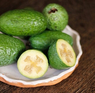 Feijoa: tutte le proprietà del piccolo frutto ricco di virtù benefiche