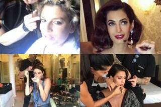 Festival del Cinema di Venezia: il backstage beauty è su Instagram