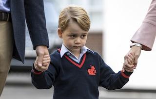 Ecco qual è il piatto che il principe George mangia più spesso a scuola