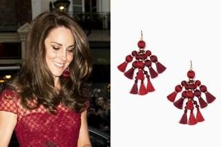 Kate Middleton ne va matta: ecco gli orecchini che diventeranno un must in autunno