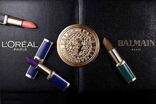 L'Oréal x Balmain: i colori e i prezzi dei 12 rossetti in edizione limitata