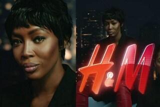 Naomi Campbell si dà al karaoke: è lei la nuova testimonial H&M