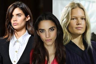 Il trend capelli della Fashion Week di Parigi? I capelli sciolti e naturali