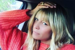 Elenoire Casalegno sceglie la frangia: ecco il nuovo look