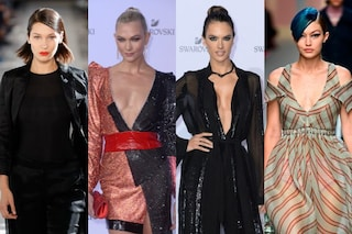 Milano Fashion Week, top model alla carica: Gigi, Bella, Alessandra Ambrosio e le altre