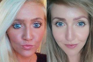 """Senza make-up si sente """"disgustosa"""": la dipendenza dal trucco la fa finire in depressione"""
