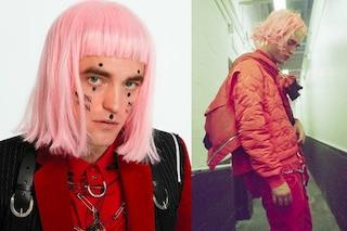 Capelli rosa: ecco il nuovo look di Robert Pattinson che vi lascerà a bocca aperta