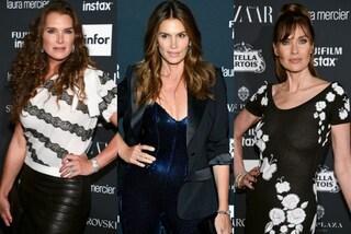 Carol Alt, Cindy Crawford, Brooke Shields: come sono diventate le icone sexy degli anni 90