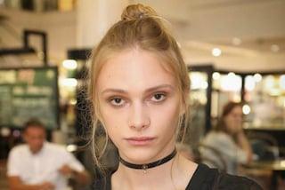 Stav Strashko, la modella trans che somiglia a Kate Moss è il volto di Sisley