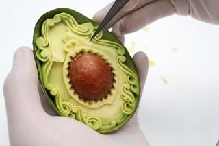 #Avoart: le opere d'arte con l'avocado spopolano su Instagram