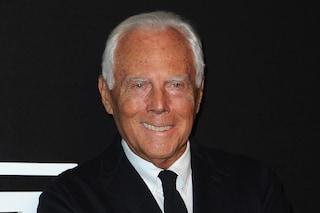 Giorgio Armani: dopo di me saranno i miei tre eredi a guidare la Fondazione