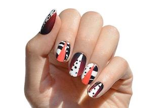 Biancaneve e Crudelia De Mon sulle unghie: gli adesivi Disney per una nail art originale