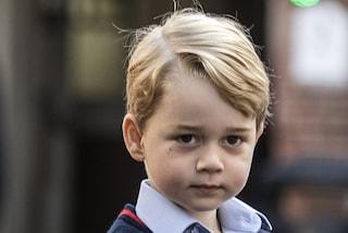 """Il film preferito del principe George? Il """"Re Leone"""""""