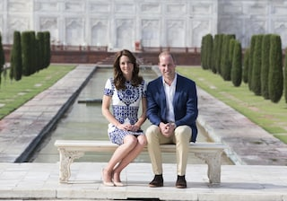 Perché il principe William e Kate Middleton non si tengono mai per mano?