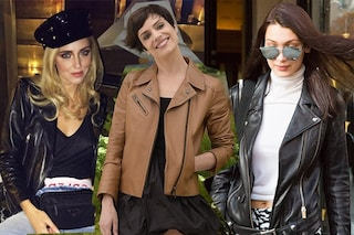 Giacca di pelle: come indossarla e abbinarla in autunno