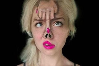 Illusion make-up: i trucchi che danno vita a effetti ottici impressionanti