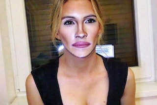Marina Mamic, la truccatrice che si trasforma in una star con il make-up