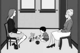 Chi è la mamma del bambino? Il test di intelligenza fa impazzire il web