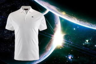 Robe di Kappa vola nello spazio: l'iconica polo viene indossata dagli astronauti