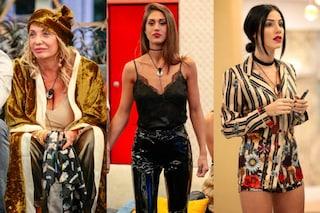 La Izzo come i Re Magi, la De Lellis in pigiama: il peggio della quarta puntata del GF Vip