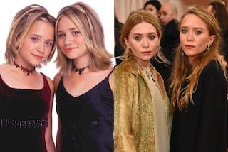Da bambine prodigio a icone di stile: l'evoluzione delle gemelle Olsen