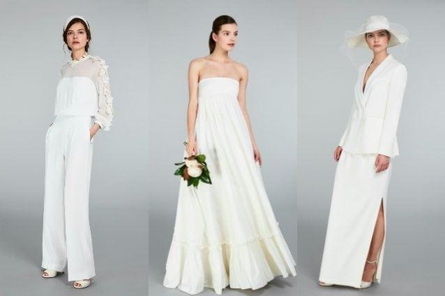 Abiti da sposa Max Mara  la nuova collezione di vestiti bianchi per ... f6d40beeff2