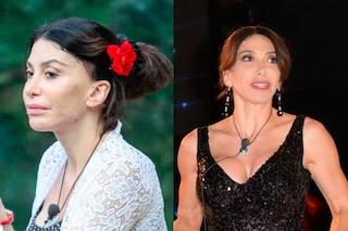 Carmen Di Pietro senza trucco al GF Vip: com'è la showgirl al naturale