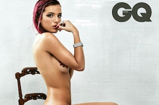 Bella Thorne posa nuda in copertina ma dice no a Photoshop
