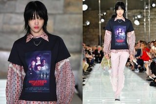 """Stranger Things"" in passerella: Louis Vuitton lancia la T-shirt ispirata alla serie"