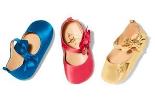 Loubibaby: Christian Louboutin lancia la prima linea di scarpe per bambine
