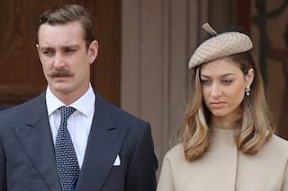 Pierre Casiraghi con i baffi, la Borromeo come una lady: i nuovi look dei reali di Monaco