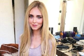 Chiara Ferragni come Raperonzolo: i capelli diventano lunghissimi