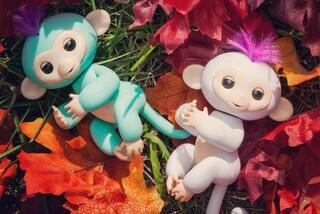 Scimmie da attaccare al dito: la mania che sta contagiando i bambini di mezzo mondo