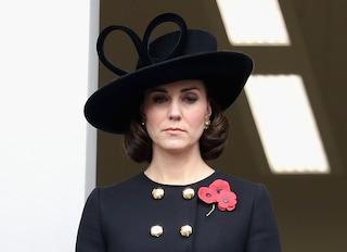 Kate Middleton con il caschetto: nuovo taglio o acconciatura?