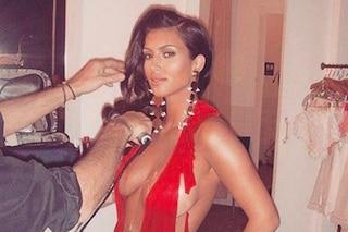 Ecco com'era Kim Kardashian 10 anni fa, quando posava nuda per Playboy