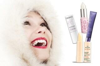 Labbra screpolate: rimedi fai da te, cosmetici SOS e consigli anti freddo