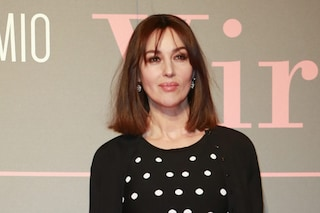 Il nuovo look di Monica Bellucci: l'attrice ha detto addio ai capelli lunghi