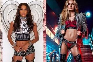 Victoria's Secret X Balmain: svelati i primi capi della collezione