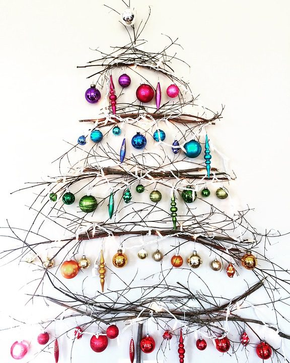 Alberi Di Natale Particolari Idee Originali E Di Tendenza Per