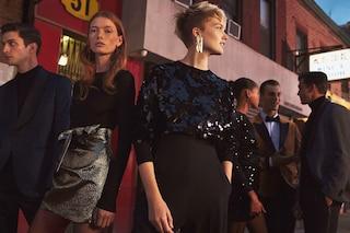 Cosa indossare a Capodanno 2017: crea un look glamour con paillettes, glitter e lurex