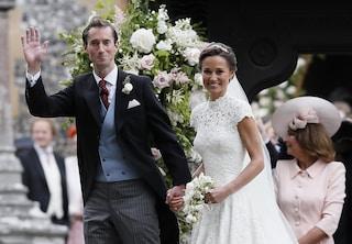 Da Pippa Middleton a Miranda Kerr: gli abiti da sposa più spettacolari del 2017