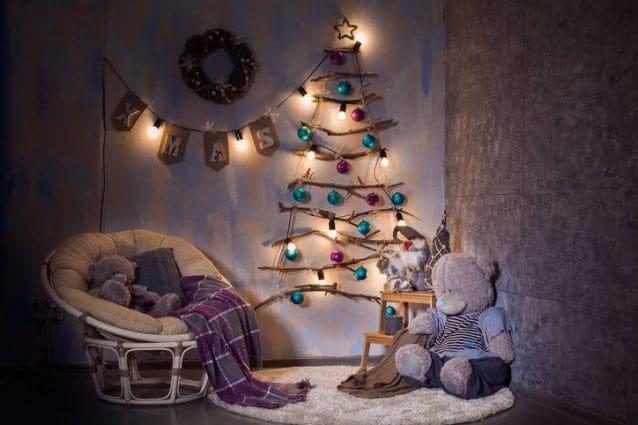 Decorazioni Originali Natalizie.Alberi Di Natale Particolari Idee Originali E Di Tendenza Per