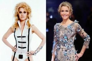 Jane Fonda, 80 anni e non sentirli: da Barbarella a oggi, gli 80 look iconici dell'attrice