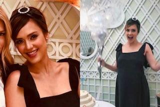 Il baby shower di Jessica Alba: l'attrice celebra così il terzo figlio in arrivo