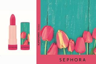LipStories, i nuovi rossetti di Sephora si ispirano a Instagram